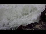 Река Коргон, порог Спартак (июнь 2013)